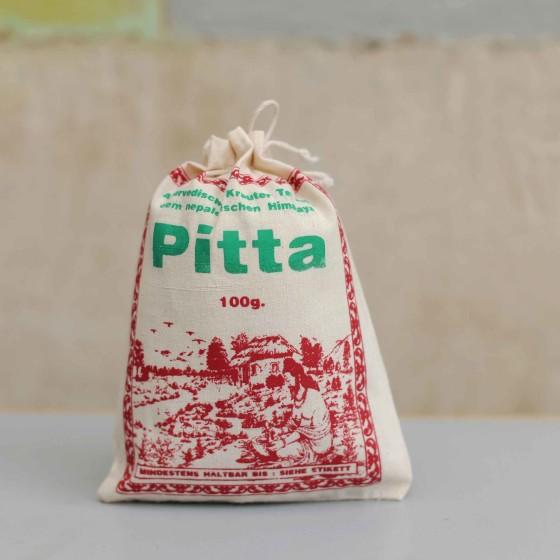 Pitta tee aus nepal