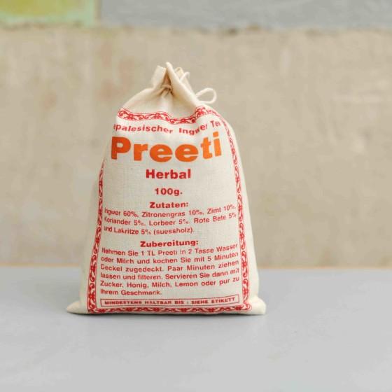 preeti herbal tee aus nepal