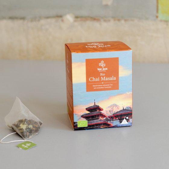 Bio Chai Masala Tee
