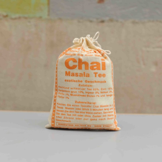 Chai masala tee aus nepal