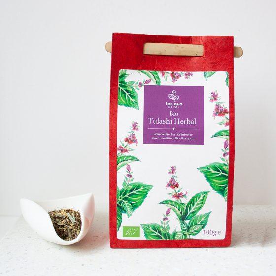 Bio Tulashi Herbal Bio Tulsi Tee aus Nepal