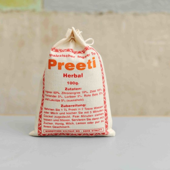 preeti herbal tee aus nepal