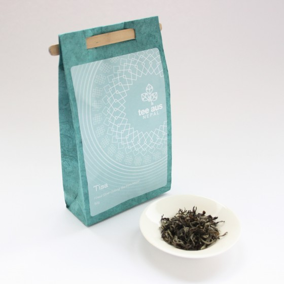 Silber Oolong Tee aus Nepal