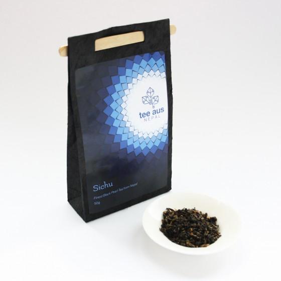 Schwarzer Tee aus Nepal