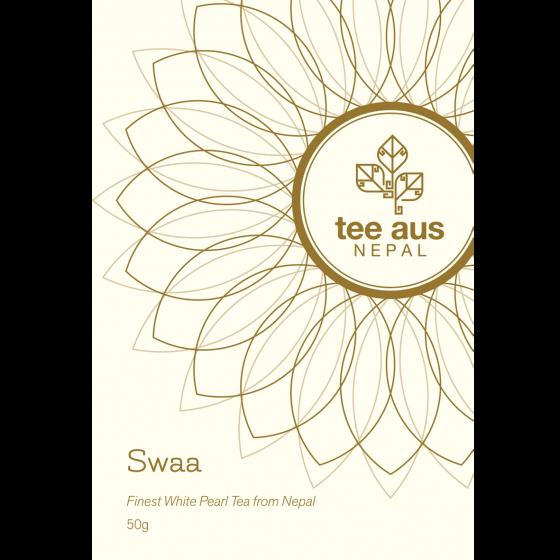 Bio weißer Tee aus Nepal Bio weisser Tee